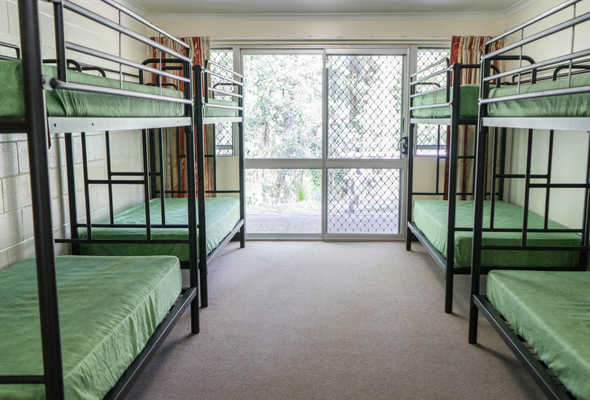 Banksia ensuite accommodation